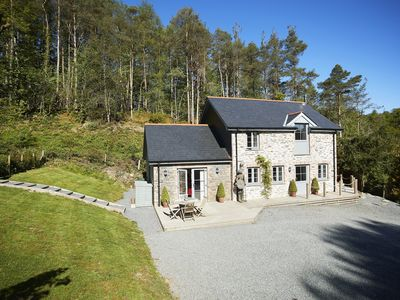 Photo for Wisteria Cottage is a bright & spacious property in the beautiful Ystwyth Valley