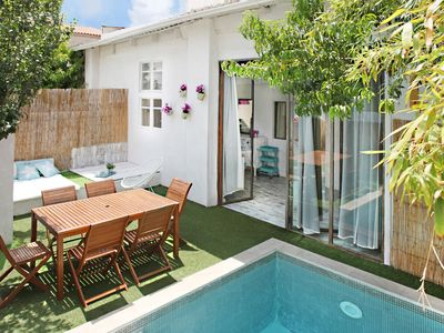 Photo for Lila House. House with pool in Barcelona HUTB-009 160