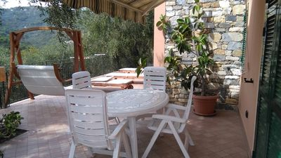 Photo for HOLIDAY HOUSE LIGURIA - INDEPENDENT DIANO VILLA