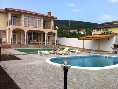 Photo for Luxury Villa With Private Pool, Sea Views & Walled Gardens