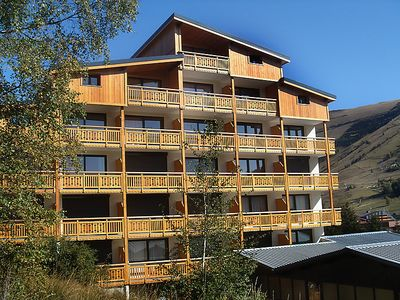 Photo for Apartment Le Super Venosc in Les Deux Alpes - 4 persons, 1 bedrooms
