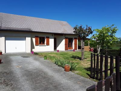 Photo for Air-conditioned cottage for 4 people with 2 bedrooms
