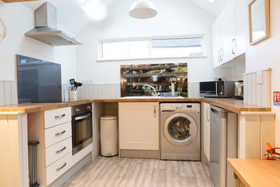 We have tried to provide everything for your stay with modern appliances to help