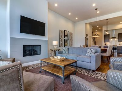 Photo for Luxurious newly built townhouse - Near downtown!