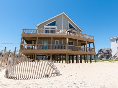 Photo for Oceanfront, Outer Banks, Rodanthe, Pet-Friendly