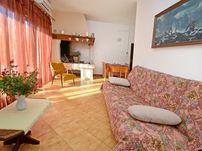 Photo for Apartment Umag Valica, near the beach, with swimming pool, fireplace, barbecue