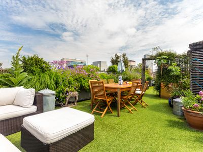 Photo for 2 Bed Penthouse w/ Roof Garden near Oxford Circus
