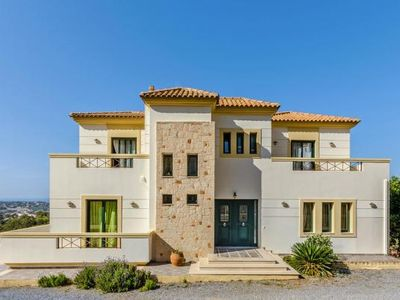 Photo for Villa, Koutouloufari  in Kreta - 10 persons, 4 bedrooms