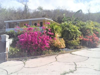 Photo for COTTAGE FOR RENT WEST INDIES VIEUX HABITANTS