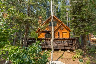 A Cute Cabin One Block from Beach Donner Lake - Donner Lake Woods