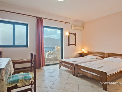 Photo for 1BR Apartment Vacation Rental in Karpathos