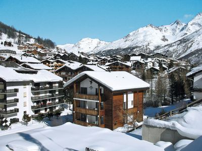 Photo for Apartment Haus Ama Saas (SAA145) in Saas-Fee - 3 persons, 1 bedrooms