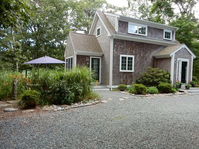 Photo for Beautiful 2 Bdrm adjacent to the Wellfleet Wildlife Sanctuary