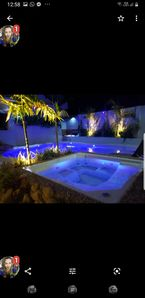 Photo for YOUR BEACH - HEATED SAND AND SPA POOL.