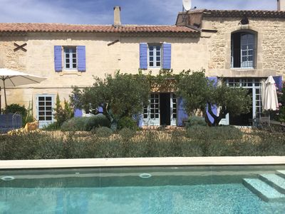Photo for **20% Discount***Farmhouse In The Heart Of Provence, Maussane & St Remy