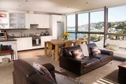 Stay on the Bay - The Penthouse on Evans Bay
