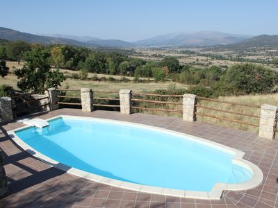 Photo for Rural houses for large groups ideal families with children. Private pool