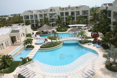 2 BDRM/2 Bathroom Luxury Condo at The Atrium Resort (BEST RATES) - Leeward  Settlement