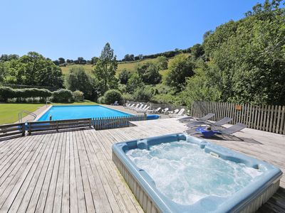 Photo for 5 bedroom accommodation in Bow Creek, between Dartmouth and Totnes
