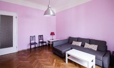 Photo for Apartment for Families and Groups 500 meters from Porta Nuova