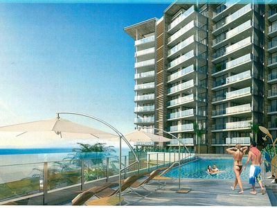 Photo for MON KOMO LUXURY APARTMENT IN HEART OF REDCLIFFE BEACH FRONT