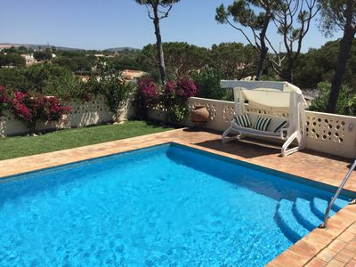 Spacious villa with swimming-pool - Vilamoura