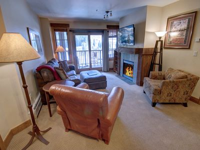 Photo for Springs 8820 Large 2Bdrm With Slopes Views by Summitcove Lodging