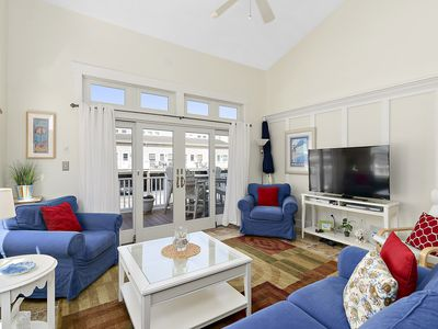 Photo for Beautiful 3 BR 2 BA Home 1/2 Block to the Beach and Close to Northside Park