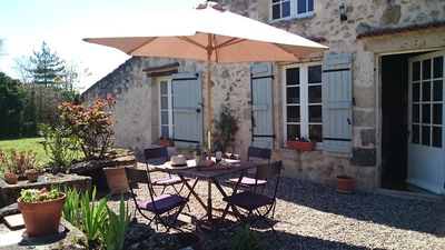 Large Terrace with Furniture & Barbeque
