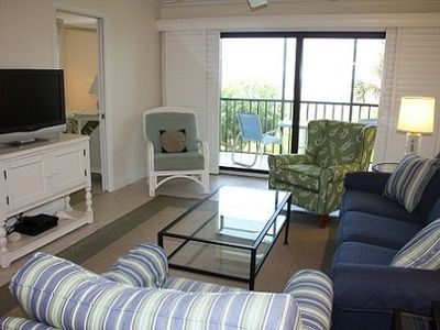 Photo for Ocean's Reach - Unit 4C2 - Directly Beachfront!