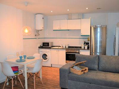 Photo for Stilish one bedroom apartment in the heart of El Carmen