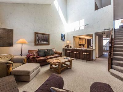Photo for Park Avenue 272 (2BR Silver): 2 BR / 2.5 BA  in Park City, Sleeps 4