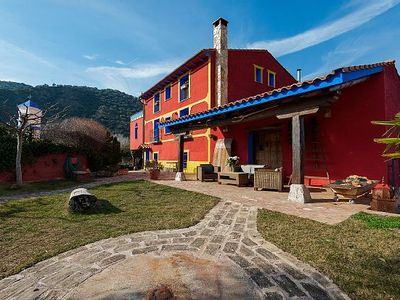 Photo for Rural apartment Valle del Río Piedra for 4 people
