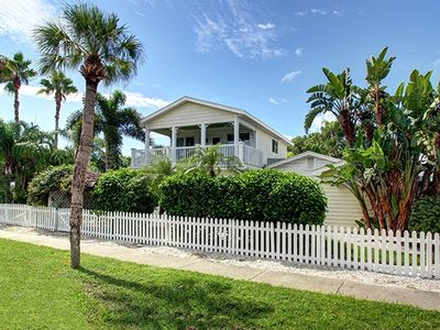Photo for 'Sea Breeze' - Beautiful Clearwater Beach Home - Heated Pool, Spa & Grill