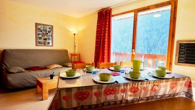 Photo for Apartment with wifi in the center of the resort - 2-room apartment 8 persons
