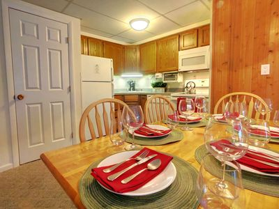 Photo for Mt Green 2BR/2BA Suite: Awesome Ski Getaway!