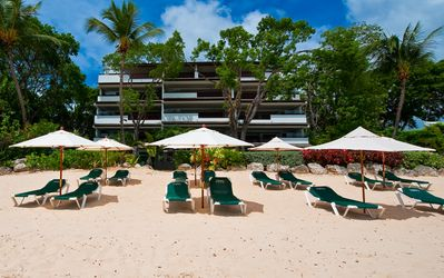 Photo for Coral Cove 3 - Green Flash - Beach Front - Barbados