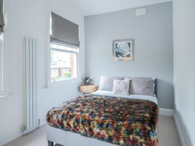 Photo for Brand newly renovated, charming period apartment in Brondesbury Park