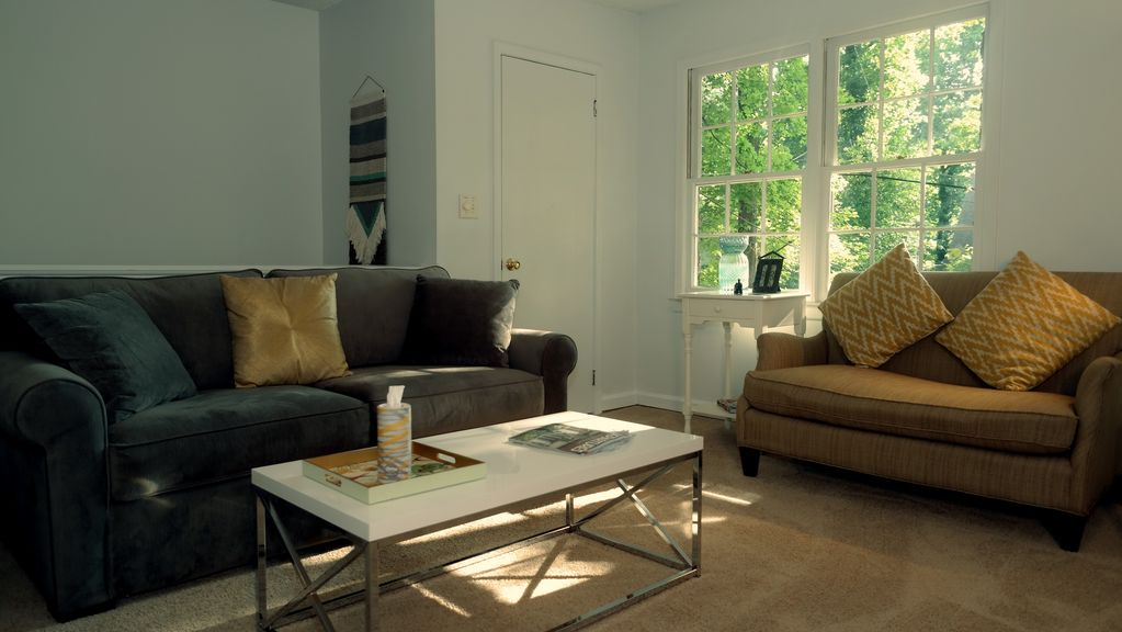Three Bedrooms with Wifi and Free Parking