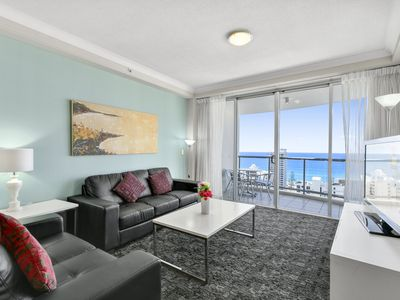 Photo for Apartment 2196 offers the perfect holiday adobe for small families and couples