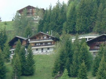 Lenk-Stoss Ski Lift, Lenk im Simmental, Switzerland