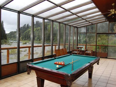 Photo for Newly Opened Redwood National Park Riverfront Retreat