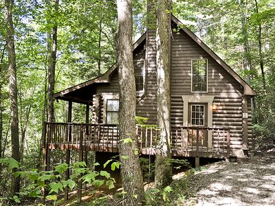 2br Cabin Vacation Rental In Blairsville Georgia 243267