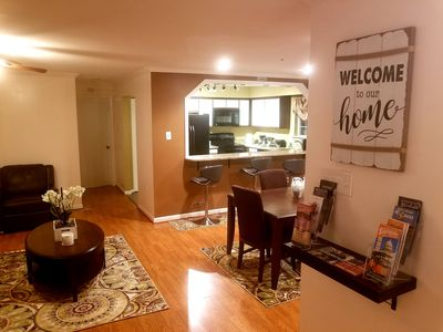 Photo for large condo - 5min to MGM/Nat Harbor