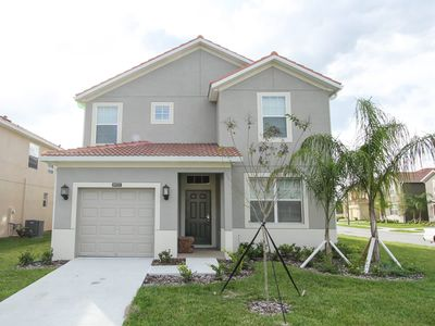 Photo for Amazing 5 bed 5 bath home on the brand new resort Paradise Palms!