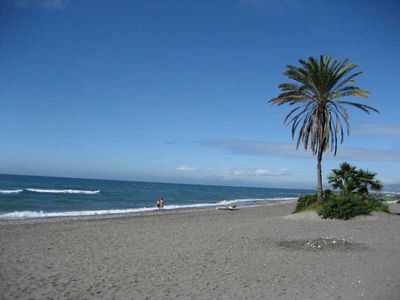 Photo for 6 pers. lux app. by the sea Malaga - Torrox Costa incl. swimming pool and tennis court.