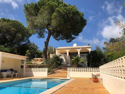 Photo for Central villa close to the beaches with lots of privacy