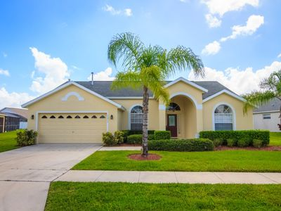 Photo for Two Master Suites - Privacy Fence - Games Room - Free Wifi - 15 Minutes to Disney