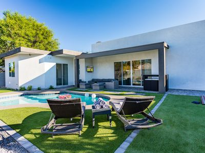Photo for Brand new high-end Scottsdale house with heated pool