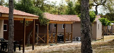 Photo for Camping L'Airial **** - Cottage 4 Rooms 6/7 People